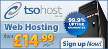 guaranteed uptime hosting